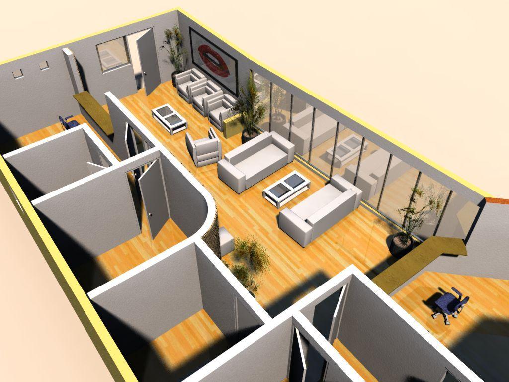 oficinas comerciales j d arquitectos